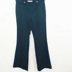 LOFT Kate Black Dress Pants 4 NWOT